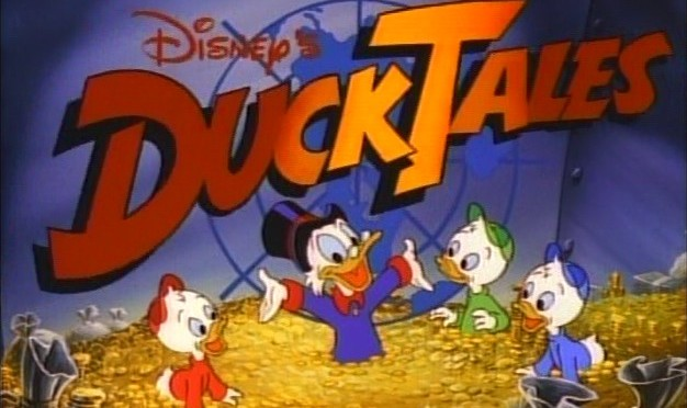 Sådan bliver du glad i dag: DuckTales med rigtige ænder